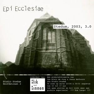 EpiEcclesiae20x20web